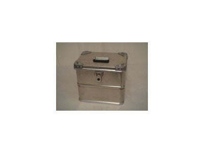 Aluminium Storage Chest 29 litres