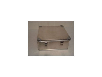 Aluminium Storage Chest 67 litres