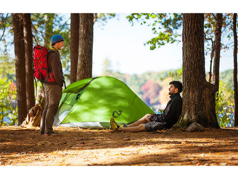 NEMO  HORNET™ 1P Ultralight Backpacking Tent - Master of Ultralight