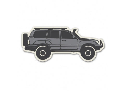 Landcruiser 100 Series Sticker