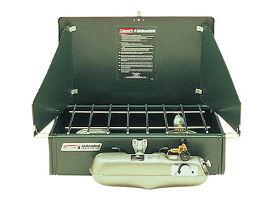 Coleman Unleaded Twin Burner Stove