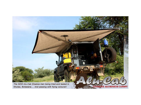 Vehicle Awnings The Overlander