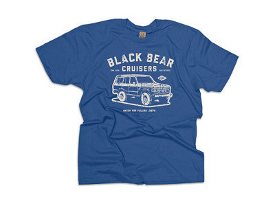 Black Bear Cruisers Tee
