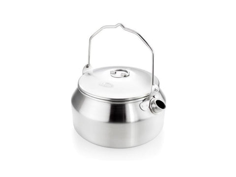 GSI Outdoors Glacier Stainless Tea Kettle - 1 ltr