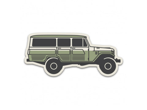Landcruiser FJ45 LV Series Sticker