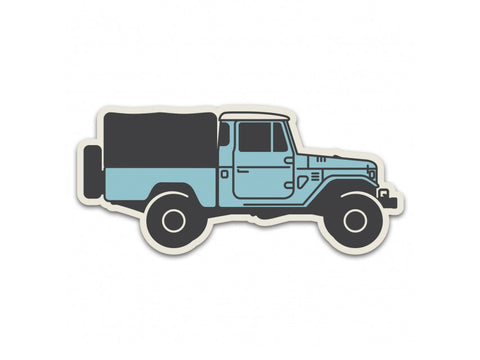 Landcruiser FJ40 Series Sticker