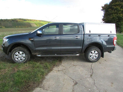 Alu Cab Canopy - Ford Ranger 2012+