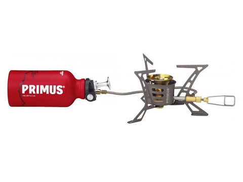 Primus OmniLite Ti - incl. Fuel Bottle and super pouch