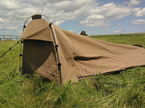 Outhaus 21302 'Oxley' Canvas Dome Swag