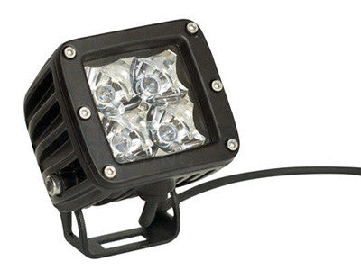 Wilderness Lighting Compact 4 (Spot, Flood, Diffused & flush fittings)