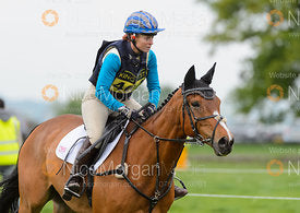 Tina Canton - International Event Rider