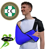 Arm Sling ANTI NECKACHE (Adult/teens) by 4DflexiSPORT® - 4DflexiSPORT