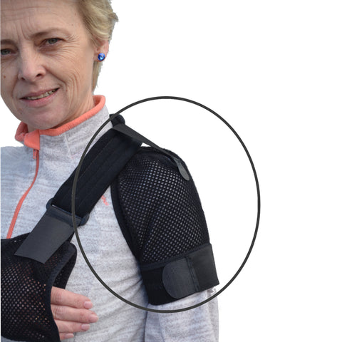 Anti Neckache SLEEVE ONLY by 4DflexiSPORT® - 4DflexiSPORT