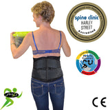 Lumbar Belt MAXIMUM Support by 4DflexiSPORT® - 4DflexiSPORT