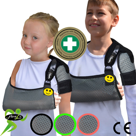 Arm Sling Anti Neckache CHILD ONE SIZE by 4DflexiSPORT® - 4DflexiSPORT