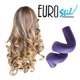 Soft Foam Bendy Self-locking Hair Styling Rollers by Eurostil