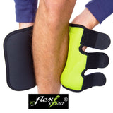 Calf Support with Therapeutic Ice/heat Pack by 4DflexiSPORT® - 4DflexiSPORT