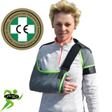 Arm Sling ANTI NECKACHE (Adult/teens) ONE SIZE by 4DflexiSPORT® - 4DflexiSPORT