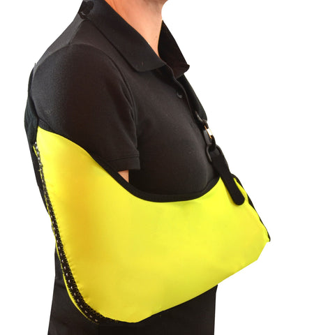 Arm Sling HighViz (ADULT) by 4DflexiSPORT® - 4DflexiSPORT