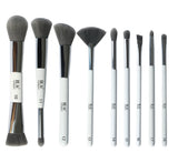 LUXE PRO BRUSH SET - Vegan, Bamboo hair with Bag