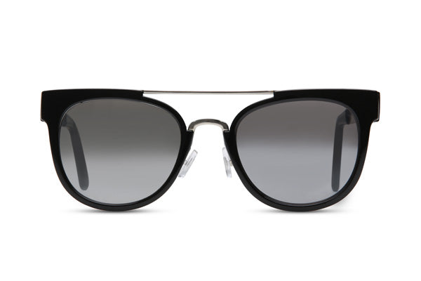 Black and white sunglasses at LVBT