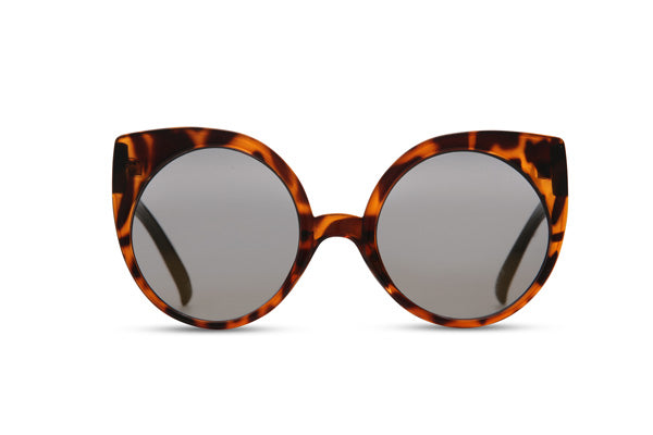 Radio Calypso Demi-Brown Tort Sunglasses