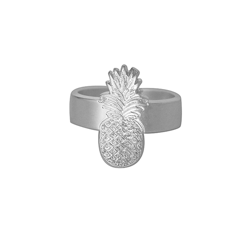 Silve Pineapple Ring