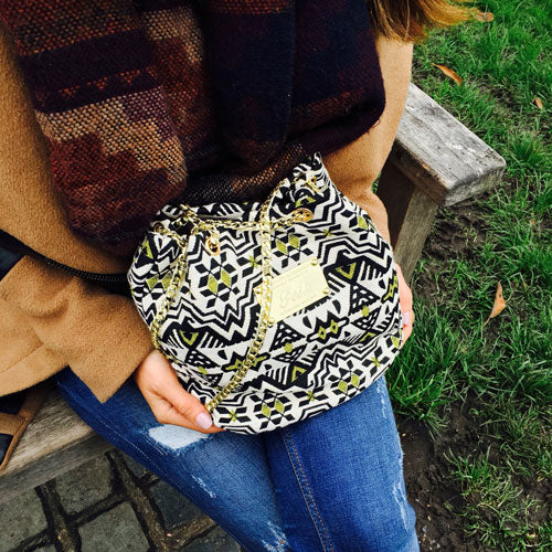 Tiffany Tribal Pouch