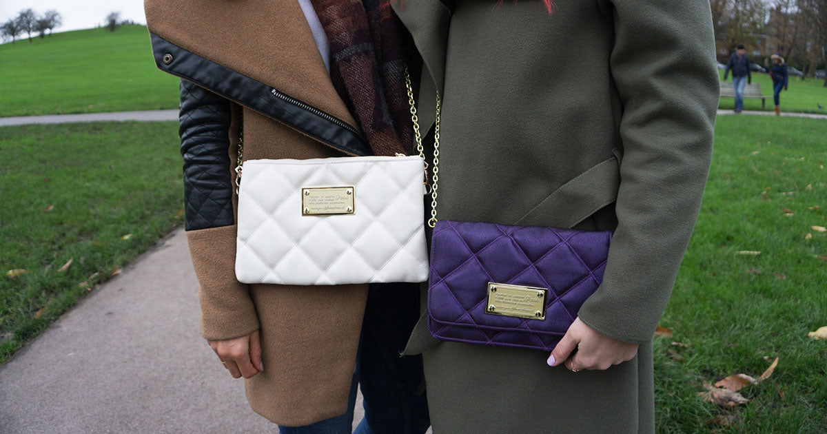 Handbags to handle winter at LVBT
