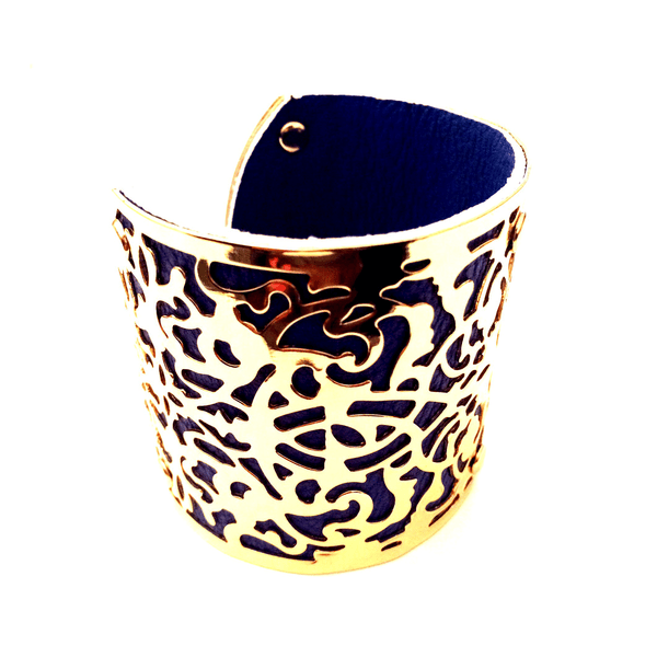 Jocelyn Royal Blue Bangle at LVBT