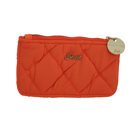 Layla Orange Posh Purse at LVBT