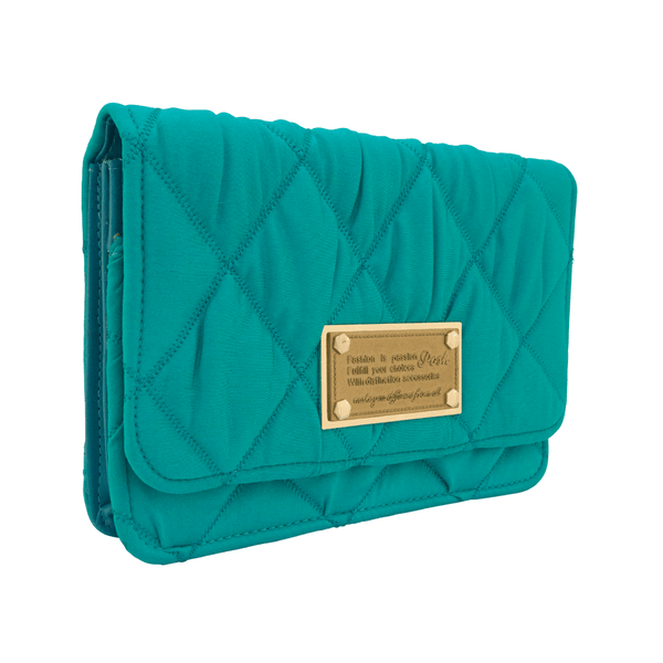 Large Layla Aqua Posh at LVBT