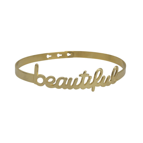 Gold Beautiful Bracelet