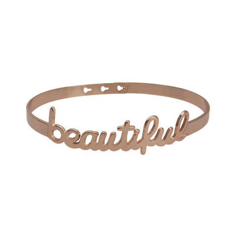 Rose Gold Beautiful Bracelet