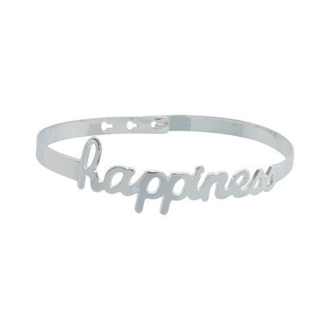 Silver Happiness Bracelet at LVBT
