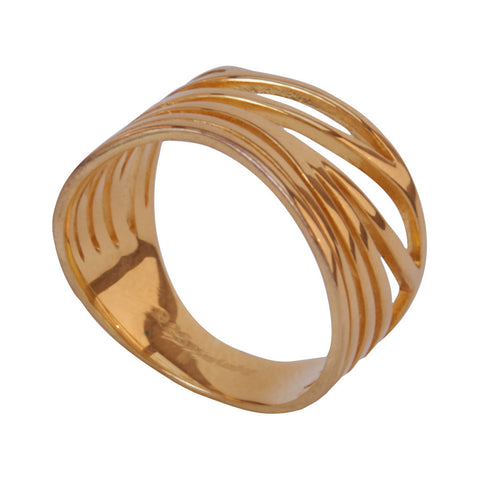 Miss Lesley Celeste Gold Ring at LVBT