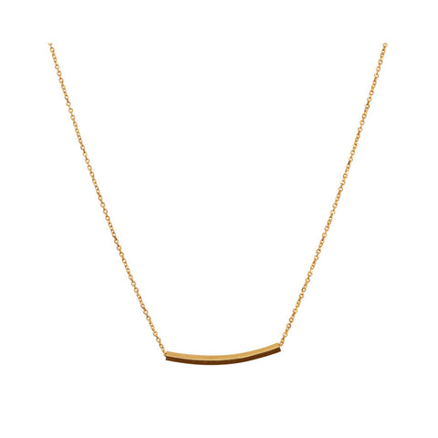 Jenn Gold Necklace