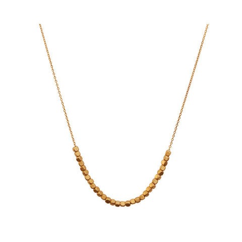 Womens Necklace - Amanda Gold Necklace at LVBT