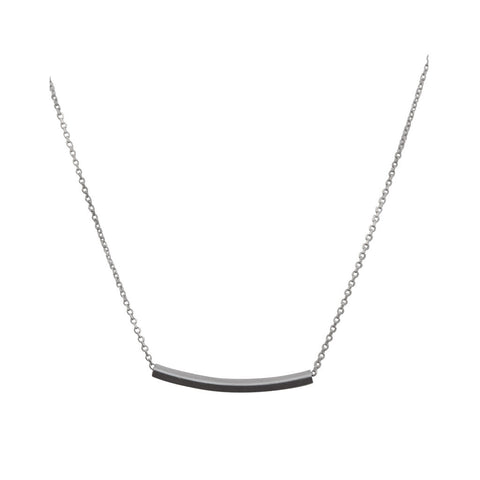 Jenn Silver Necklace