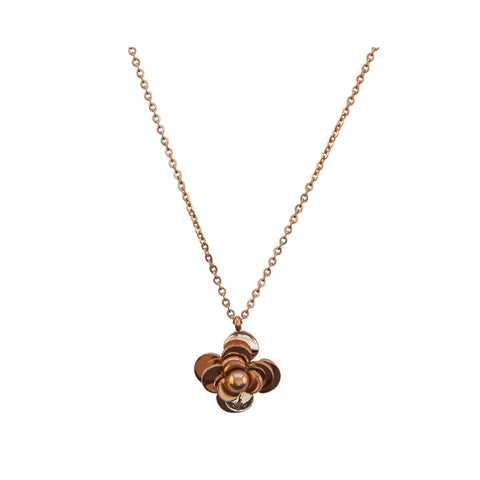 Maureen Rose Gold Necklace
