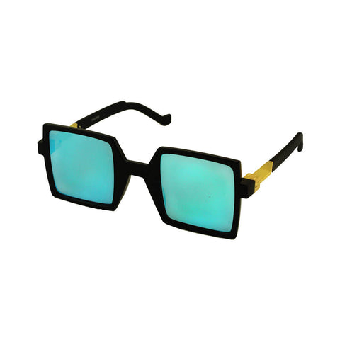 Moscow: Edgy Square Sunglasses
