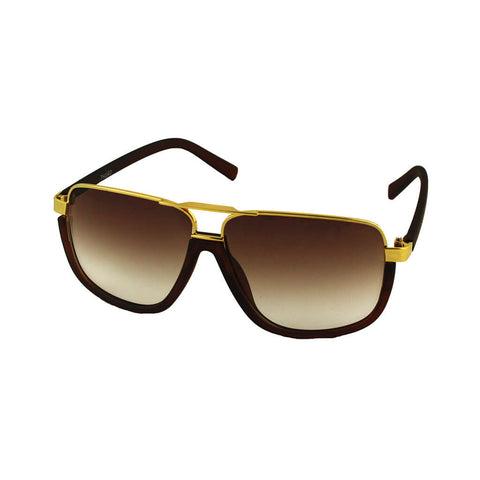 McCartney: Upside-down Browline Sunglasses