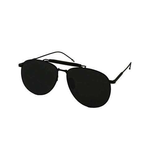 Fortuna: Oversized Aviator Style Sunglases