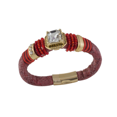 Aria Red Bracelet at LVBT