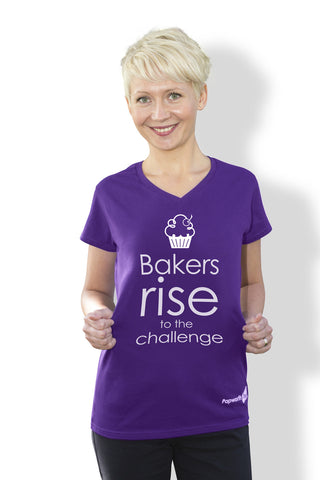 'Bakers rise to the challenge' T-Shirt