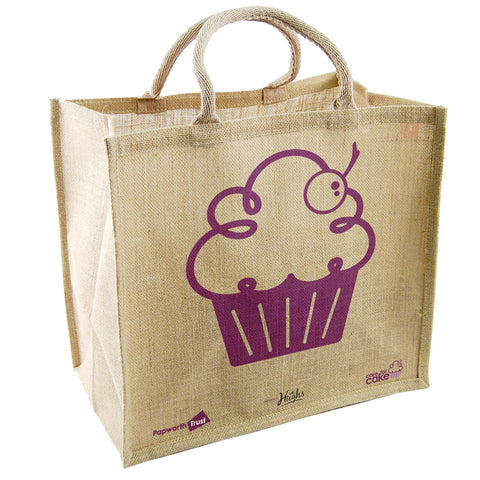 'Cupcake tote bag' - top-seller