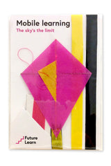 Mobile learning - FutureLearn pocket-sized kite