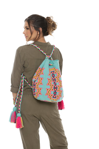 brandnative mochila wayuu backpack
