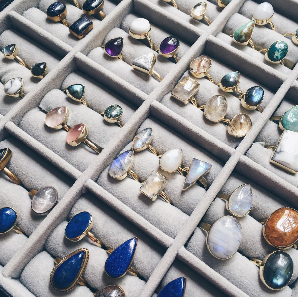 Precious vs. Semi-precious gemstones
