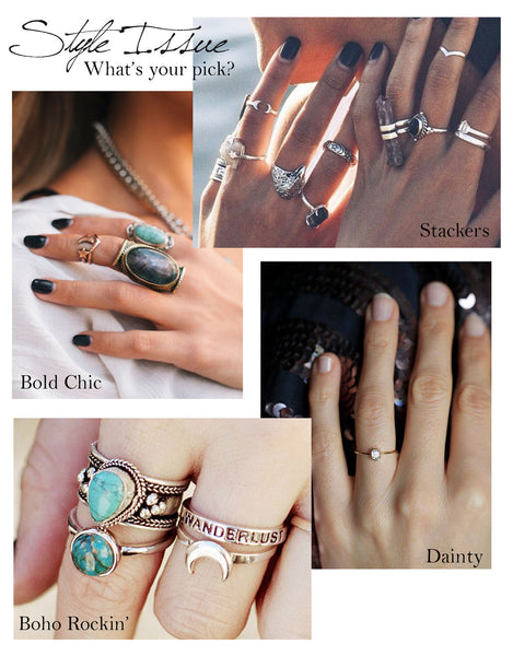 Whats Your Ring Style?